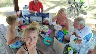 Rowerowa przygoda na Kaszubach | Iwona Wierzbicka Vlog