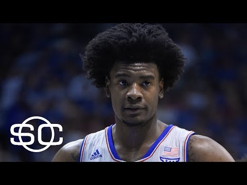 Stephen A. Smith Says Lakers May Look At Josh Jackson Instead Of Lonzo Ball   SportsCenter   ESPN