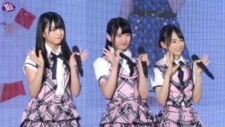 沒錯,看到他們就是日本大型女子偶像團體AKB48,台灣出身的馬嘉伶帶著兩...