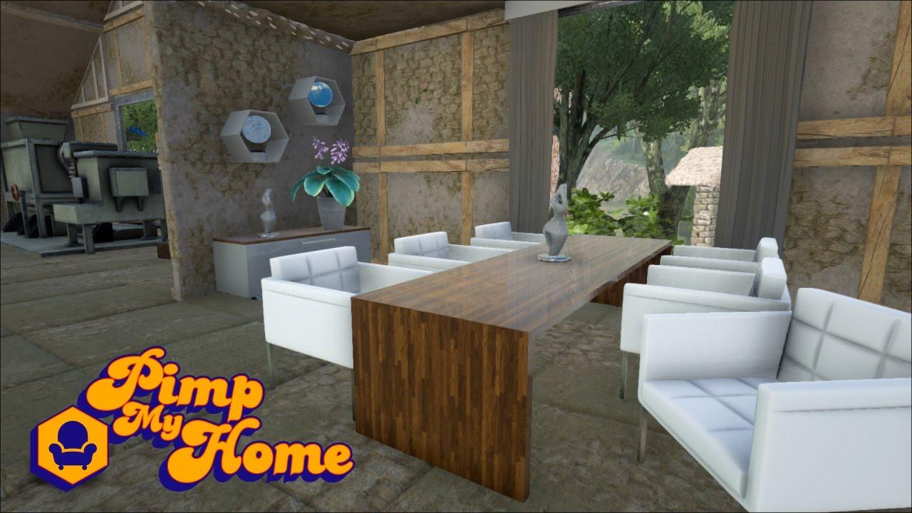 Ark Pimp My Home 22 Die Wohnung Einrichten Gameplay German