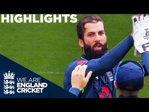 Moeen & Morgan Star For Hosts | England v Australia 1st ODI 2018 - Highlights
