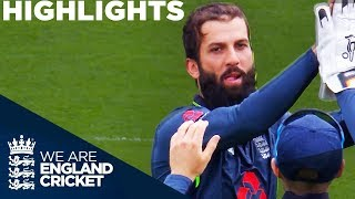 vuclip Moeen & Morgan Star For Hosts | England v Australia 1st ODI 2018 - Highlights