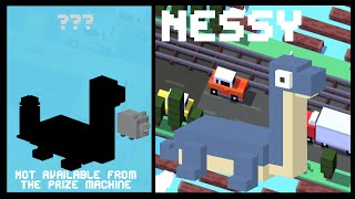 CROSSY ROAD NESSY Unlock | NEW Secret Character UK Update | The Loch Ness Monster (iOS, Android)(Subscribe for more Crossy Road videos: http://bit.ly/bitstern Here's how to unlock and get the NEW Crossy Road Secret Character Nessy (usually spelled ..., 2015-04-01T16:54:28.000Z)