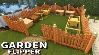 Zagroda dla zwierząt - Garden Flipper   #12
