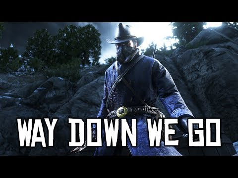 Red Dead Redemption 2 Fan-Made Trailer (Way Down We Go)