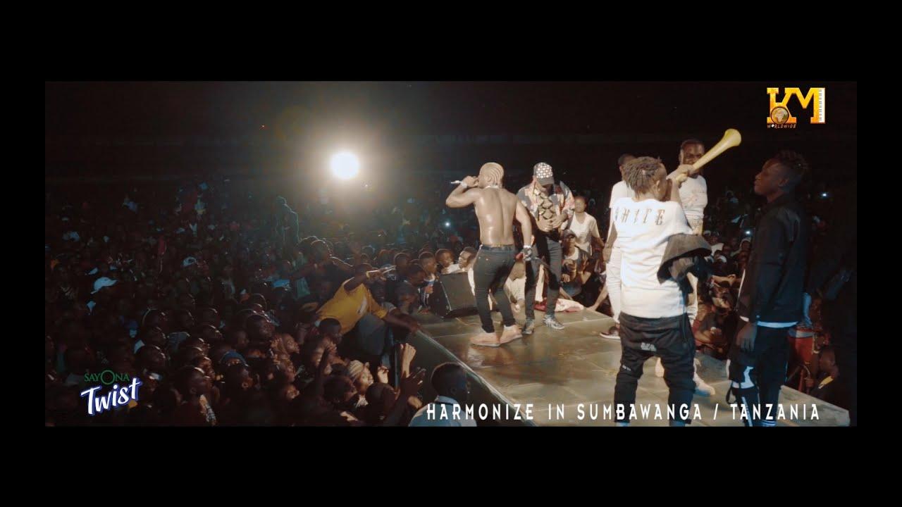 Image result for Harmonize Live Performance In Sumbawanga (Tanzania) Part 2