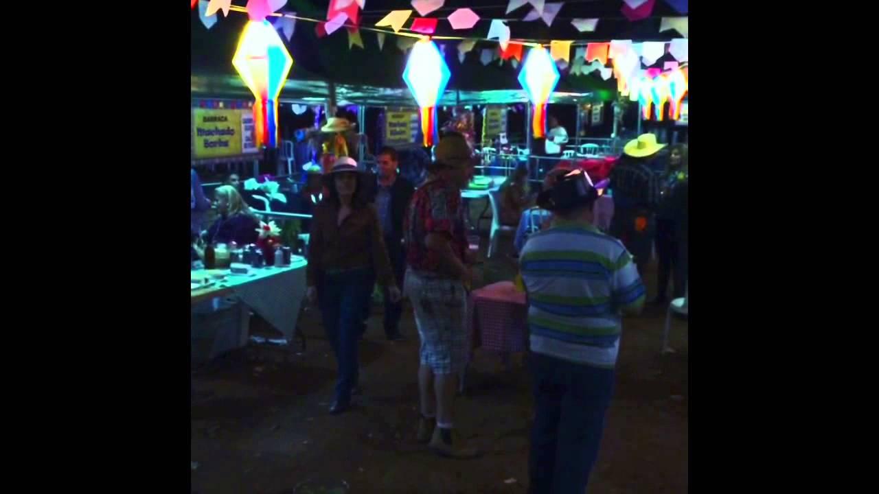 Festa Junina Em Hidrolandia Go City Youtube