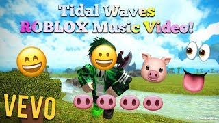 Tidal Waves - [ROBLOX Music Video] - CreeperGamer5920