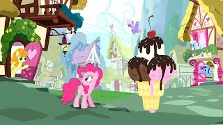 Pinkie Pie - Who Wants Ice Cream?!