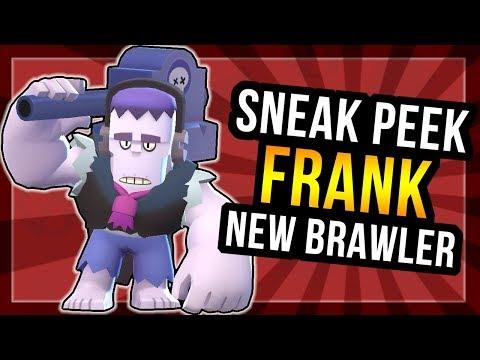 NEW Brawler FRANK! Update Sneak Peek Gameplay! [Brawl Stars]