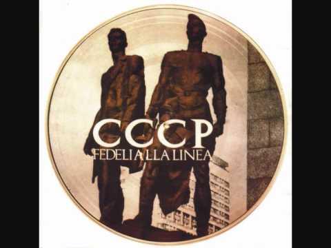 cccp erezione triste translation