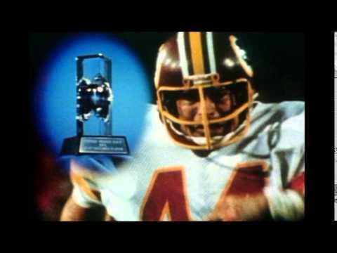 Mystery NFL Films Music from 1982 MVP John Riggins e