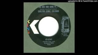 Coleman, Carlton (King) - The Boo Boo Song - 1967