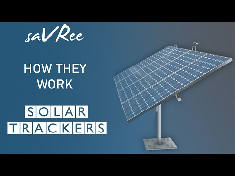 How Solar Trackers Work