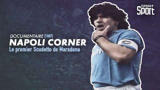 Le premier Scudetto de Maradona - Documentaire CANAL+ (1987)