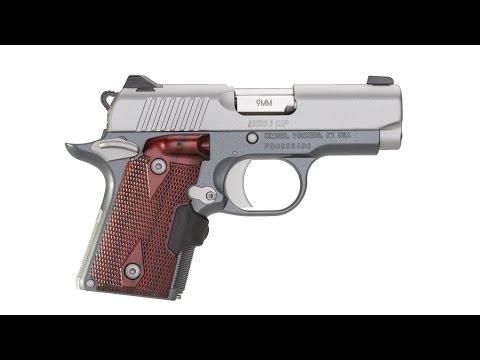NRA Gun of the Week: Kimber Micro 9 CDP (LG) Pistol - YouTube