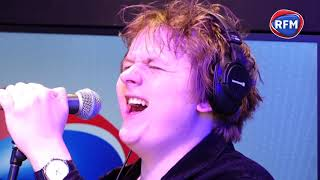 Lewis Capaldi - Someone You Loved - Session acoustique RFM