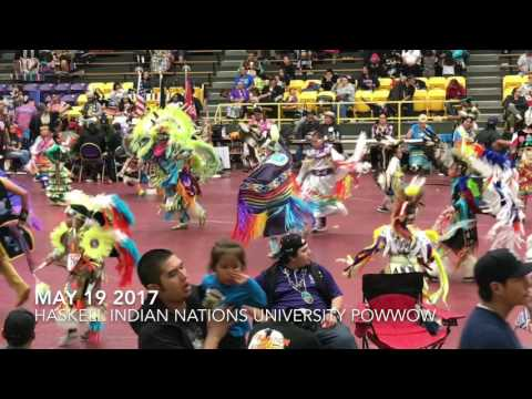 Haskell Indian Nations University Powwow 2017 4