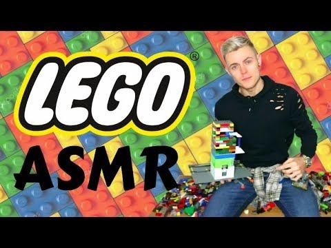 Lego ASMR: Building My Dream House