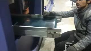 Fide viyolü üretim hattı thermoform makinası