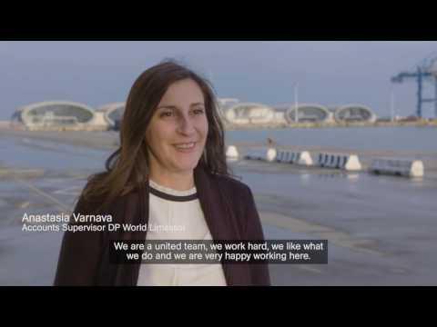 Welcome to DP World Limassol (Greek Version)