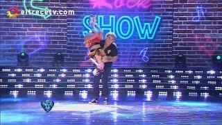 ¡Papá rockero e hija rockera! Oscar y Candela Ruggeri brillaron al ritmo de Creedence