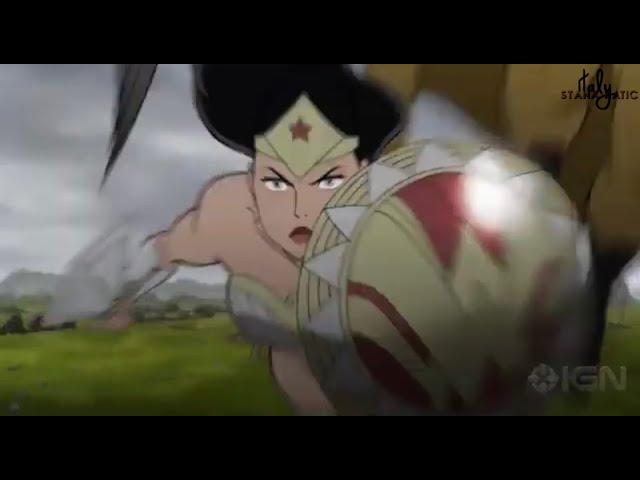 #SUBITA: Trailer - Justice Society: Seconda Guerra Mondiale. #StanaKatic