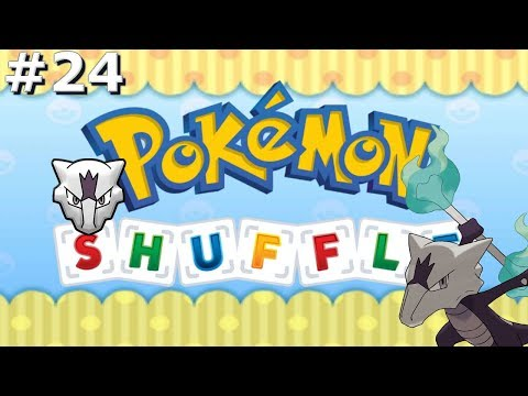 Pokemon Shuffle - Marowak (Alola Form) - Episode 24