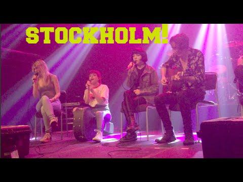 HEY VIOLET IN STOCKHOLM