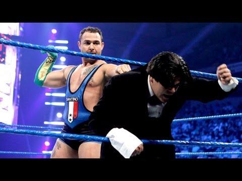Santino Marella vs. Ricardo Rodriguez: SmackDown  May 25, 2012