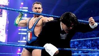 Santino Marella vs. Ricardo Rodriguez: SmackDown - May 25, 2012