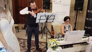 Duo Kashmir - Nothing Else Matters (Metallica) Live Violin - Razvan...