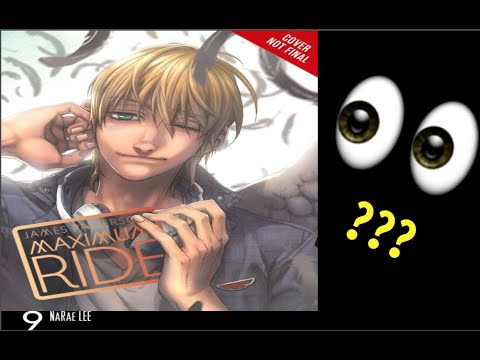 Maximum Ride Updates: Volume 9 Cover Dylan?!