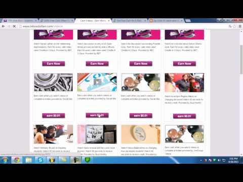 Hướng dẫn kiếm tiền tại nhà online trên Inboxdollars cho người mới bắt đầu