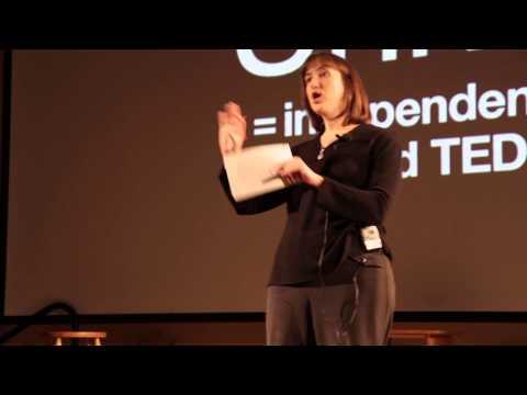 Networks for social change: Hillary Kane at TEDxArcadiaUniversity