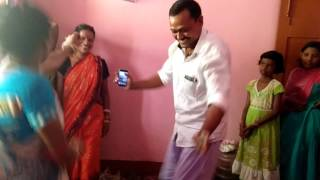 Wedding videos Mihir with Suma dance