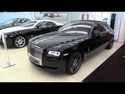 Rolls Royce Ghost Series II - In Depth Review Interior Exterior