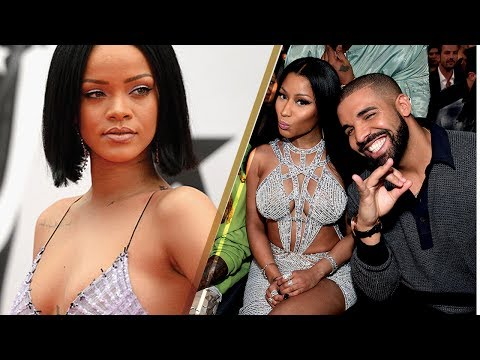 Rihanna WARNS Nicki Minaj About Drake