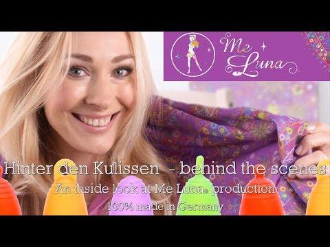Me Luna® Menstruationstassen - Menstrual cups - Behind the scenes
