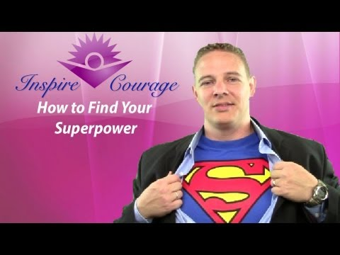 how to find your superpower