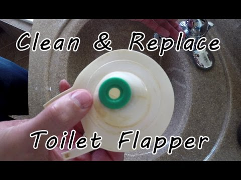 no leak toilet flapper. How to Clean Replace a Toilet Flapper Due Slow Leak and Drip  YouTube
