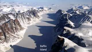 Baffin Island a Seed Point for Glaciation is Cooling | Mini Ice Age 2015-2035 (97)