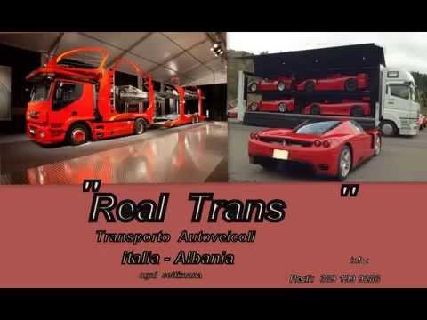 REAL TRANS Italia-Albania