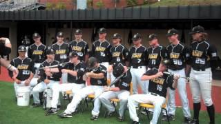 App State Baseball 2012 Season