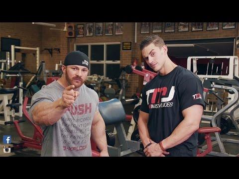 MassiveJoes James FLEX Lewis Interview | 212 Mr Olympia Bodybuilder | MassiveJoes.com