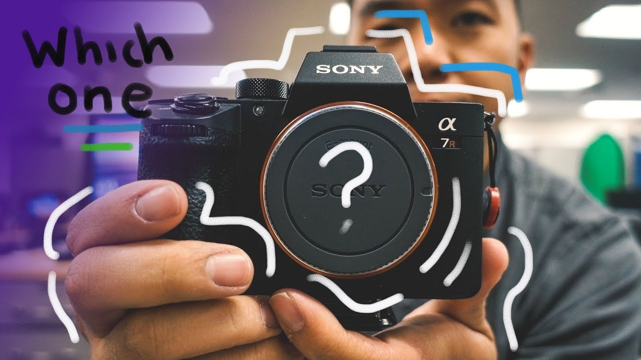 Which Camera? Sony a7III or Sony a7RIII — that1cameraguy