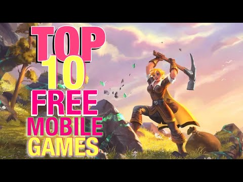 10 Best FREE IOS & Android Games Of June 2019