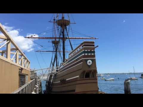 MA: Plymouth, Mayflower, Plymouth Rock
