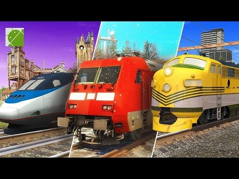 Train Driver 2020 - Android Gameplay FHD
