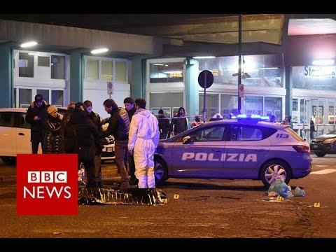 Berlin attacker Anis Amri killed in Milan - BBC News